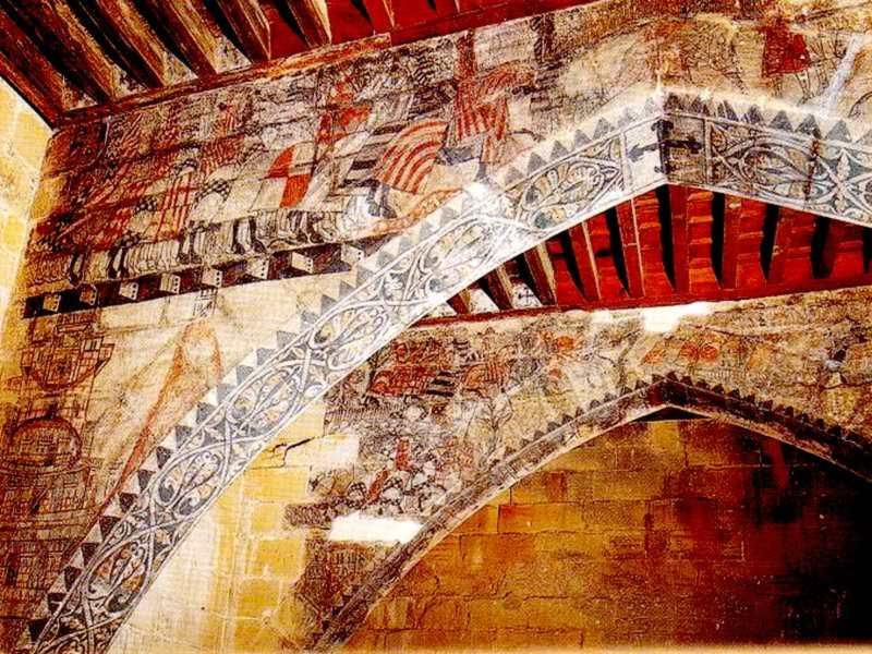 el almogávar del castillo de Alcañiz Calatravo