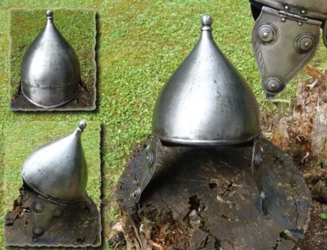 ORIGEN DEL CASCO ALMOGÁVAR Celtic-casco-replica_2