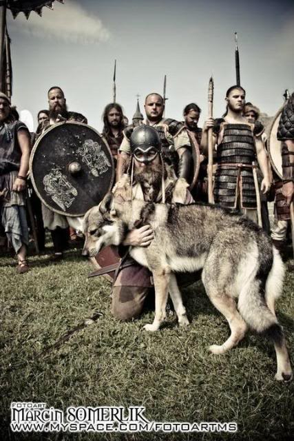 Festival of Slavs and Vikings in Poland Principio