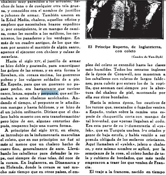 EL PERPUNTE Perpunte-chaleco