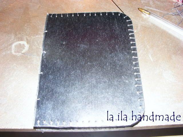Quadernino per le ricette di Primo DSCF7760