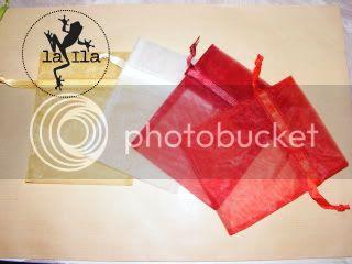 Sacchettini di plastica e organza - Offro DSCF8082