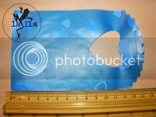 Sacchettini di plastica e organza - Offro DSCF8083