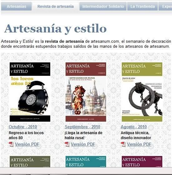 Artesanum - La Ila Hand Made Rivistacuccinelle