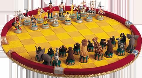 Gli scacchi di Aug Circo