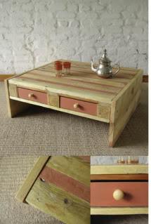 Mobili - Riciclo e restauro Coffee-table