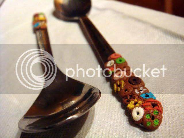 Zuccheriera e Cucchiaini da Thè Cucchiaini009