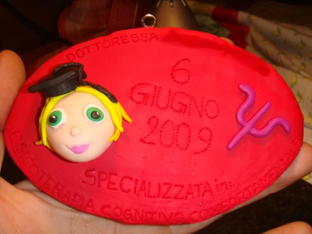 Targhetta Psicologa... Giulia