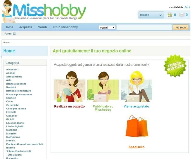 Miss Hobby - Come aprire un negozio e gestirlo 1-2