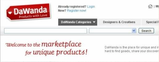 DaWanda - Come aprire un negozio e gestirlo 1-7