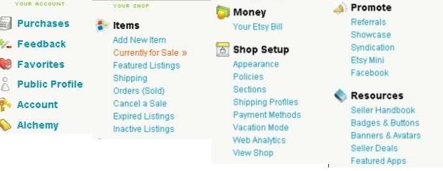 Etsy - Come aprire un negozio e gestirlo 4