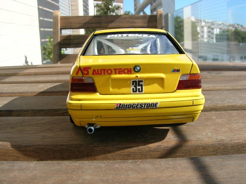 BMW 318i JTCC auto tech - hasegawa DSCN8112