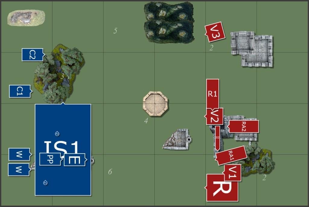 ETC-style mission: 1750 points of Dark Eldar VS Astra Militarum VS_AM_Deployment