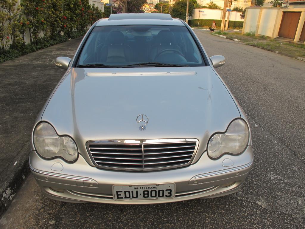 C320 2001 R$47.000,00 toda original, sem detalhes, revisadíssima! IMG_7203