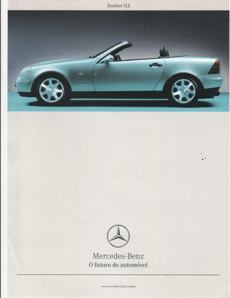 Catalogo Vendas Brasil - SLK R170 - 1996 a 2004 SLKcatPTpic