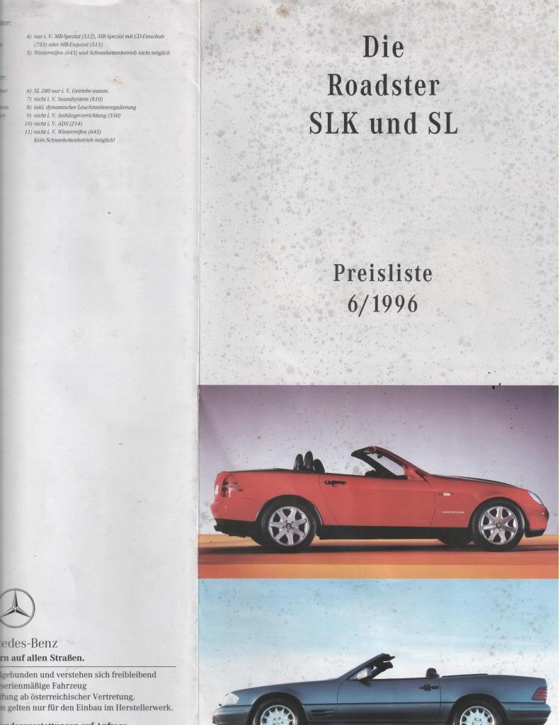 Catalogo Vendas Opcionais Alemanha/Austria - SLK R170 - 1996 SLKcatPTpic003