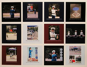 NEW!  PYONGYANG TRAFFIC GIRL WALL CALENDARS FOR SALE PTG2011calendarcomp300x232