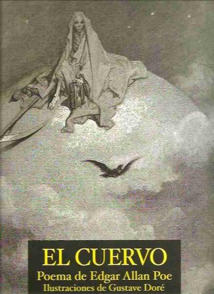 El cuervo - Edgar Allan Poe Elcuervo