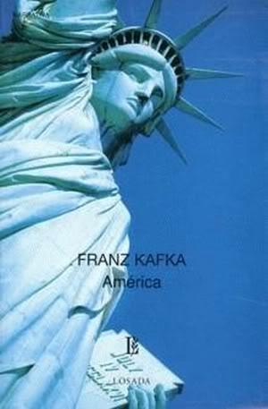 ##América - Franz Kafka America-Kafka