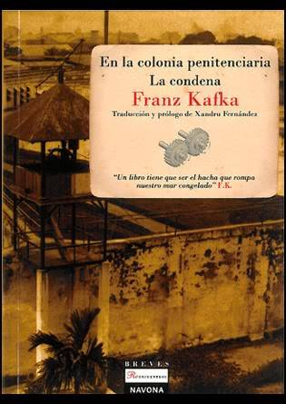 ##En la colonia penitenciaria - Franz Kafka KafkaFranz-Enlacoloniapenitenciaria