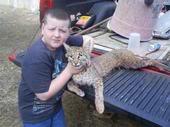 A couple of Texas cats Tre2