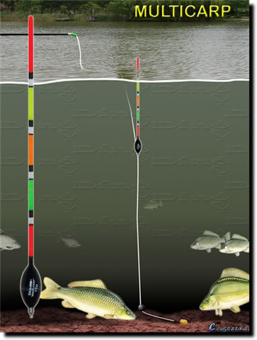 Монтажи при риболова с мач 8