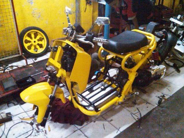 Honda Zoomer - buat lucu lucuan IMG02150-20100814-1846