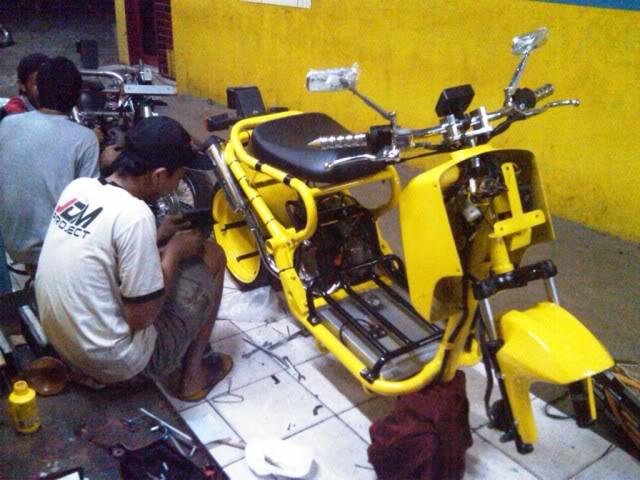 Honda Zoomer - buat lucu lucuan IMG02153-20100814-1910
