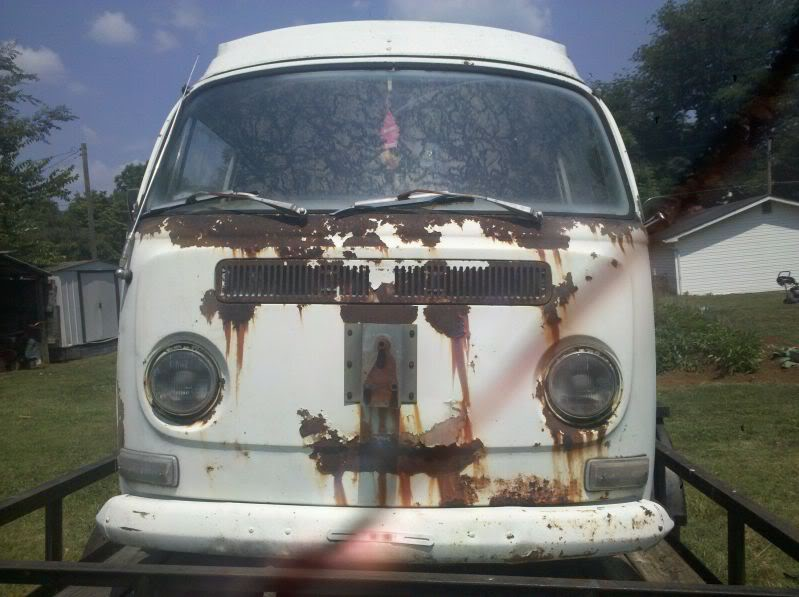 another new 71 westy. :P Mybus