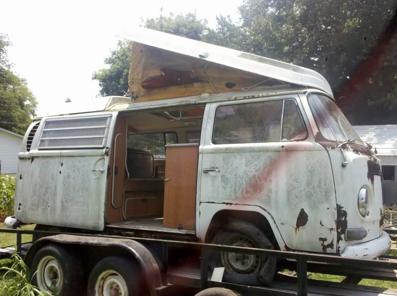 another new 71 westy. :P Mybus2