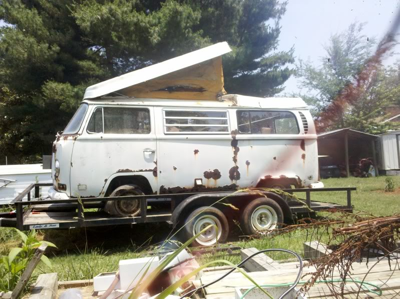 another new 71 westy. :P Mybus3