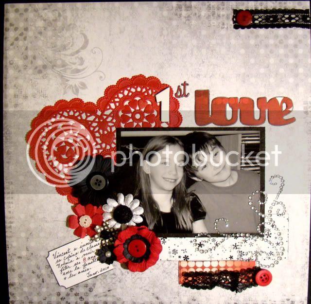 Février 2010: La fête des Coeurs 1stlove