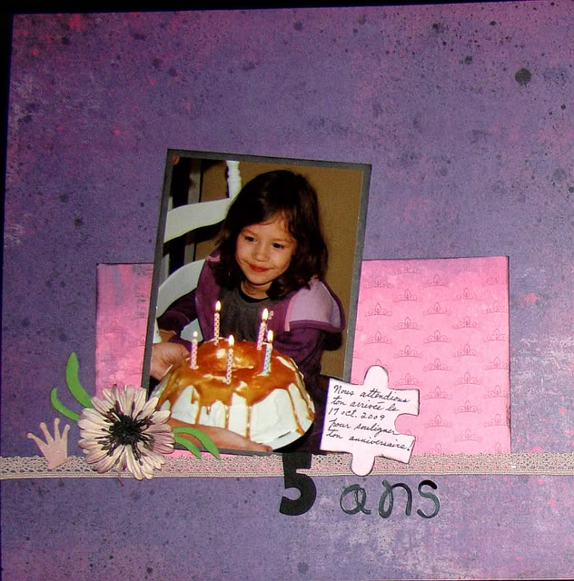Novembre 2009 5ans