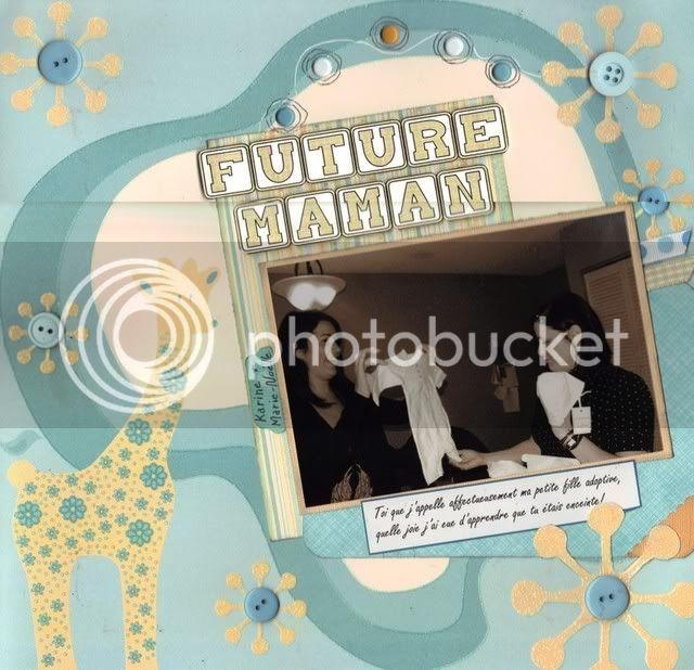 JANVIER 2009 - Les recettes de CATHJR Futuremaman