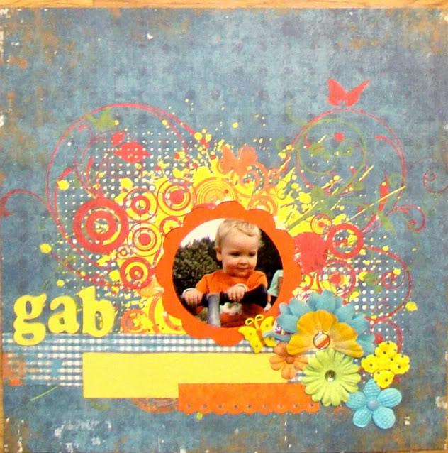 Crop-en-ligne SE-09: Défi #2 format de photo différent Gab