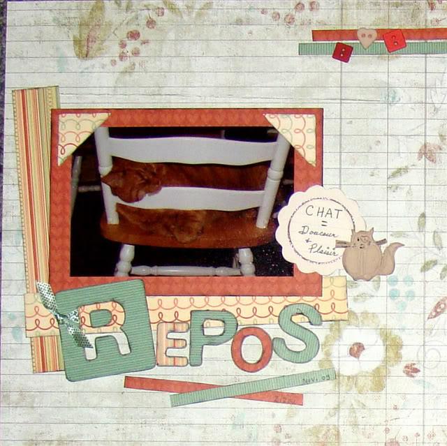 novembre 2009 - Un sujet commun plusieurs pages Repos