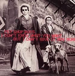 Votre plus belle pochette des PSB Pet-Shop-Boys-I-Dont-Know-What-1411
