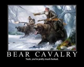 Pro's and Cons of..... - Page 2 BEARCAVALRY