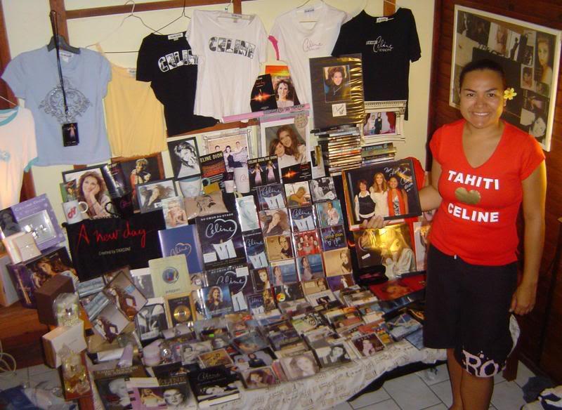 Avez-vous une collection à l'effigie de Céline? Collection02