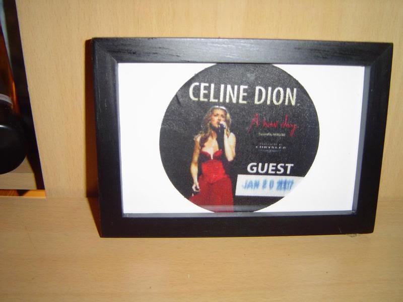 Avez-vous une collection à l'effigie de Céline? Macaron