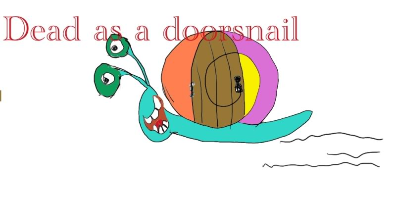 THE MASSIVE GALLERY OF FANART - Page 2 Doorsnail
