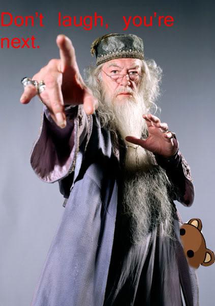 THE MASSIVE GALLERY OF FANART X_studio_08dumbledore2