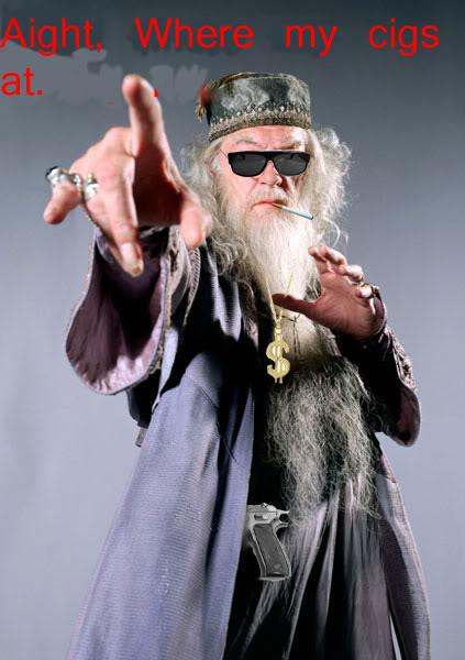 THE MASSIVE GALLERY OF FANART X_studio_08dumbledore3copy