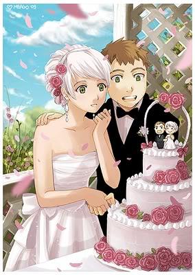 أكبر مكتبة (( anime wedding )) هدية مني للمنتدى  Just_Married
