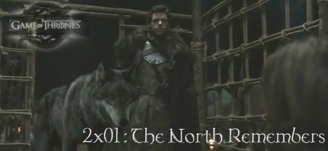 2x01 : The North Remembers 201