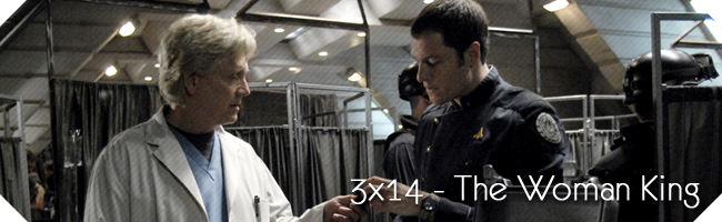 3x14 - The Woman King 314