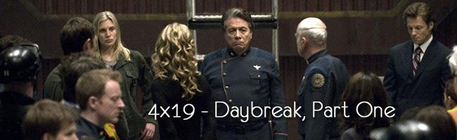 4x19 - Daybreak, Part one 419