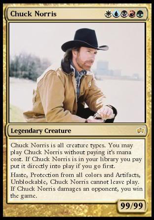 Nuestro querido Chuck Chuck-Norris