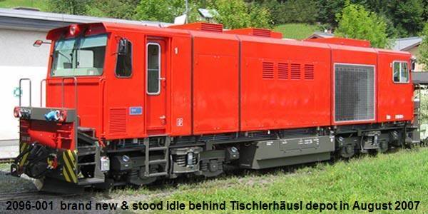 SLB order another Gmeinder BB 75 SE Locomotive 2096-0012007600