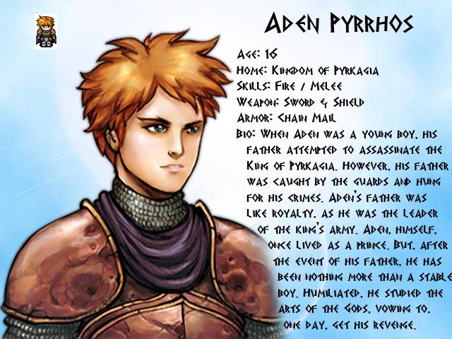 Mythology: Fall of Olympus AdenProfile